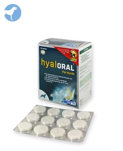 hyalORAL® für Hunde